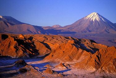 HMS0014533 Chile, Atacama Desert, Moon Valley