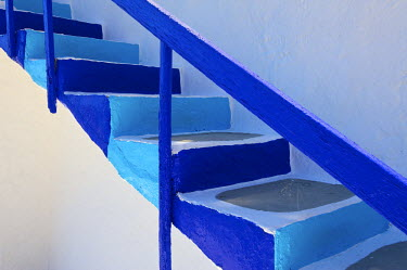 GRE1000AW Stairs, Folegandros, Cyclades, Greece