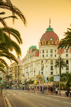 FR02799 Le Negresco Hotel, Promenade des Anglais, Nice, Alpes-Maritimes, Provence-Alpes-Cote D'Azur, French Riviera, France