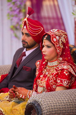Asia, India, Punjab, Amritsar, Indian wedding
