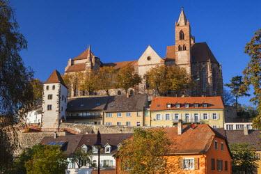 DE05551 Germany, Baden-Wurttemburg, Black Forest, Breisach, St. Stephansmunster cathedral, built 15th century