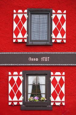 DE05694 Germany, Rheinland-Pfalz, Boppard, building detail