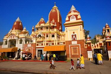 HMS0259558 India, Delhi, Laxminarayan Temple (Birla Mandir)