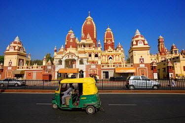 HMS0259560 India, Delhi, Laxminarayan Temple (Birla Mandir)