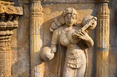 HMS0818800 India, Tamil Nadu state, Tiruchirappalli (Trichy), the Sri Ranganathaswami temple, huge vaishnavite complex
