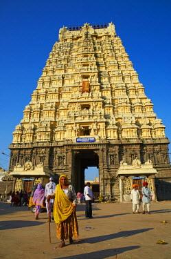HMS0828676 India, Tamil Nadu State, Kanchipuram, Sri Ekambaranathar