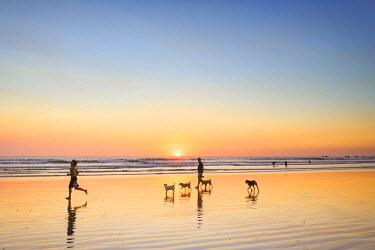 CS02236 Costa Rica, Guanacaste, Nicoya Peninsula, Nosara, Playa Guiones