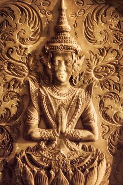 CM02110 Cambodia, Phnom Penh, Royal Palace, Silver Pagoda