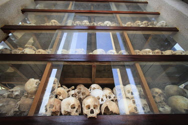 CM02115 Cambodia, Phnom Penh, Killing fields of Choeung Ek