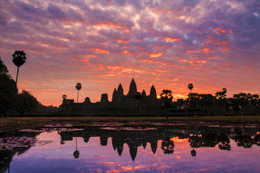 CM02062 Cambodia, Temples of Angkor (UNESCO site), Angkor Wat