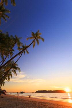 BM01462 Myanmar (Burma), Rakhine State, Ngapali Beach