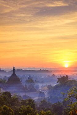 BM01473 Myanmar (Burma), Rakhine State, Mrauk U Archaeological Site