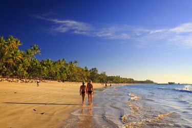 BM01456 Myanmar (Burma), Rakhine State, Ngapali Beach