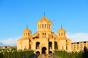 ARM0073 Eurasia, Caucasus region, Armenia, Yerevan, St Gregory (St Grigor) the Illuminator Cathedral