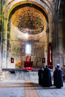 ARM0160 Eurasia, Caucasus region, Armenia, Lori province, Haghpat monasery, Unesco World Heritage site