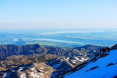 TUR0700 Turkey, Eastern Anatolia, scenery near Nemrut Dagi (Mount Nemrut), UNESCO site