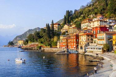 CLKFV21103 Italy, Lombardy, Como district. Como Lake, Varenna.
