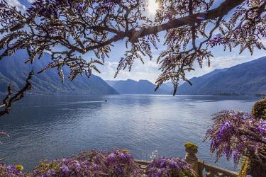CLKFV21134 Italy, Lombardy, Como district. Como Lake, Villa del Balbianello