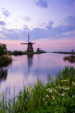 CLKMN20465 Kinderdijk,Molenwaard - Holland