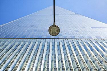 USA10371AW USA, East Coast, New York, Manhattan, Financial District, One World Trade Center