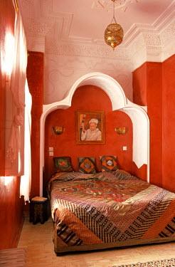 HMS0187545 Morocco, Essaouira, Dar Loulema guesthouse, Marrakesh Room