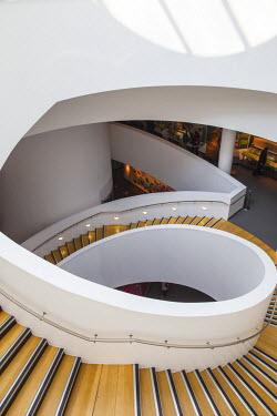 UK07675 United Kingdom, England, Merseyside, Liverpool, Interior of The Museum of Liverpool