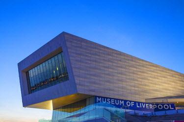 UK07678 United Kingdom, England, Merseyside, Liverpool, Museum of Liverpool