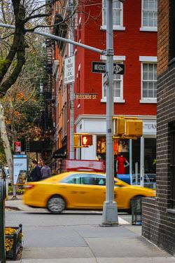 US60652 Bleeker Street, Greenwich Village, Manhattan, New York City, New York, USA