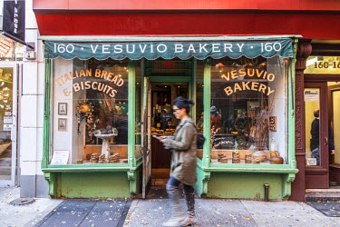 US60706 Bakery in Soho, Manhattan, New York City, New York, USA