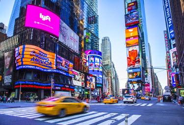 US60455 Times Square, Manhattan, New York City, New York, USA