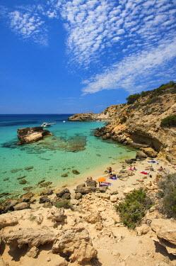 SPA6634AW Cala Tarida, Ibiza, Balearic Islands, Spain