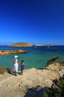 SPA6661AW Cala Comte, Ibiza, Balearic Islands, Spain MR