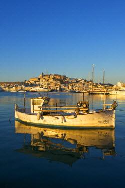 SPA6675AW Dalt Vila, Eivissa, Ibiza Town, Balearic Islands, Spain