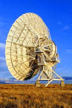 USA10531AW North America, United States of America, New Mexico, Socorro, Very Large Array Radio Telescope