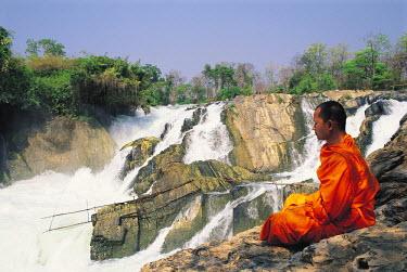 HMS0236399 Laos, Champassack province, Khon Phapheng falls