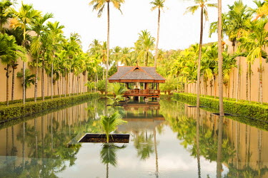 HMS0201965 Malaysia, Kedah state, Andaman Sea, Langkawi island, Four Seasons Resort
