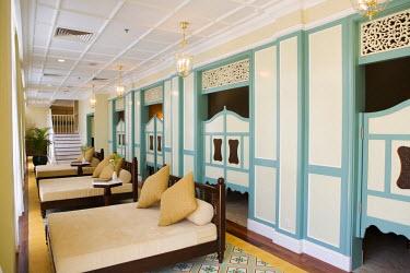 HMS0202126 Malaysia, Malacca state, Malacca, historical center, colonial Majestic Hotel