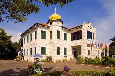 HMS0202135 Malaysia, Malacca state, Malacca, historical center, Independance Museum