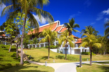 HMS0202149 Malaysia, Kedah state, Langkawi island, Westin Hotel, near Kuah