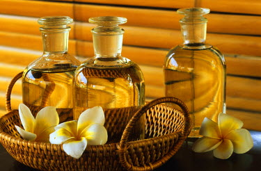 HMS0171748 Vietnam, Nha Trang, Evason Hideaway and Spa at Ana Mandara, essential oils
