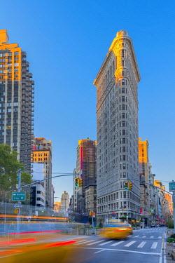 US61201 USA, New York, Manhattan, Midtown, The Flatiron Building