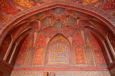 AS28YNI0046 Masjid Wazir Khan, Lahore, Pakistan.