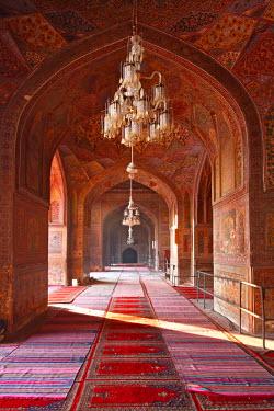 AS28YNI0048 Masjid Wazir Khan, Lahore, Pakistan.