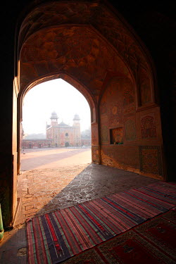 AS28YNI0051 Masjid Wazir Khan, Lahore, Pakistan.