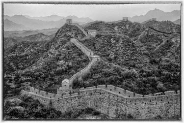 AS07DGU0235 The Great Wall of China Jinshanling, China