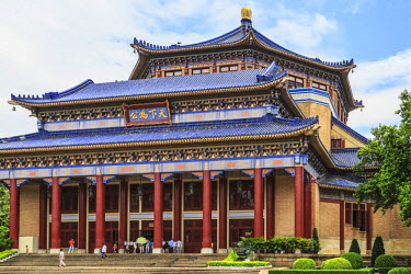 AS07SWS0181 Dr. Sun Yat-sen's Memorial Hall, Guangzhou, Guangdong, China