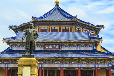 AS07SWS0182 Dr. Sun Yat-sen's Memorial Hall, Guangzhou, Guangdong, China