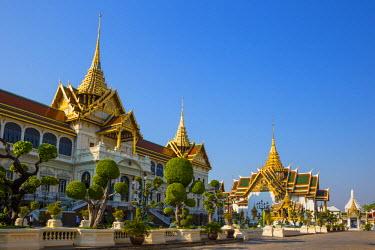 TH01330 Grand Palace, Bangkok, Thailand