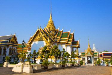 TH01332 Grand Palace, Bangkok, Thailand
