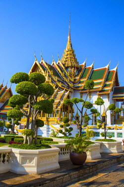 TH01336 Grand Palace, Bangkok, Thailand